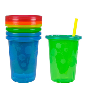 Take and toss straw sippy cups