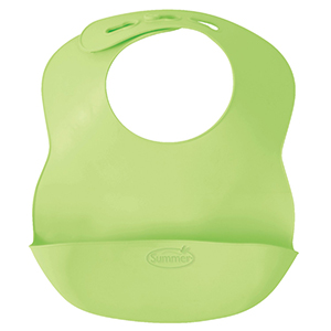 Summer Infant Bibbity Rinse and Roll Portable Bib